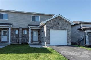 Townhouse for sale in 182 Bellwood Drive , Cornwall, Ontario