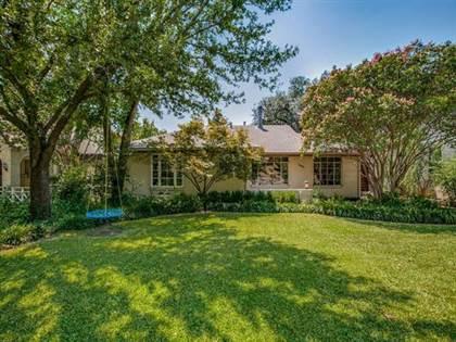 Residential Property for sale in 6848 Casa Loma Avenue, Dallas, TX, 75214
