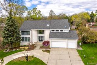 Single Family for sale in 2998 CHAMBORD Drive, West Bloomfield, MI, 48323