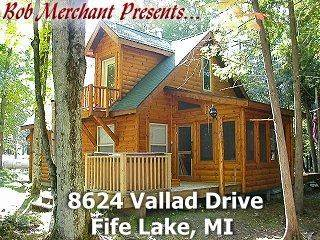 Single Family for rent in 8624 Vallad Drive, Fife Lake, MI, 49633
