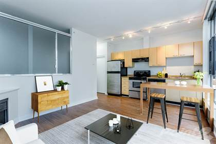 Apartment for rent in 1249 Granville Street,, Vancouver, British Columbia, V6Z 1M5