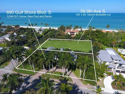 Lots And Land for sale in 59 9th AVE S, Naples, FL, 34102