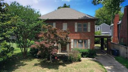 Residential Property for sale in 215 E 27th Place, Tulsa, OK, 74114