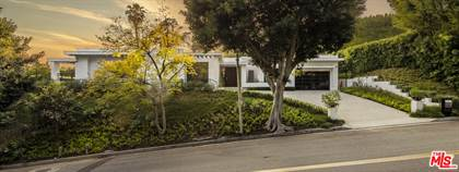 Propiedad residencial en venta en 1041 N Hillcrest Rd, Beverly Hills, CA, 90210