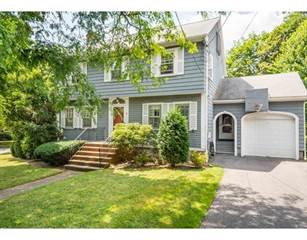 Single Family for sale in 19 Duxbury Rd, Newton, MA, 02459