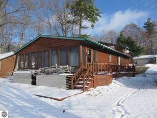 Residential Property for sale in 2113 E Lake Mitchell Drive, Mitchell, MI, 49601