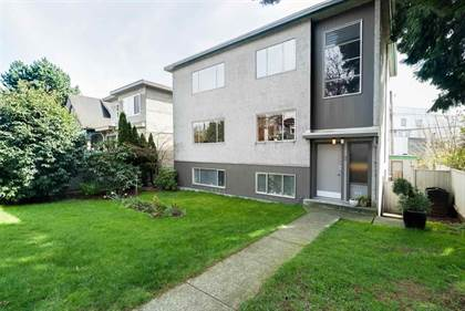Single Family for sale in 840 E 16TH AVENUE, Vancouver, British Columbia, V5T2V6