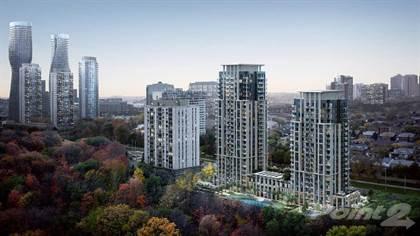 Condominium for sale in Keystone Condos at 202 Burnhamthorpe Rd E, Mississauga, Mississauga, Ontario, L5A 4L4