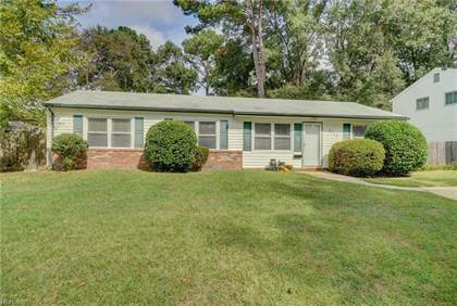 Residential Property for sale in 3712 Starlighter Drive, Virginia Beach, VA, 23452