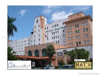 Condo for sale in 101 N Ocean Dr 444, Hollywood, FL, 33019