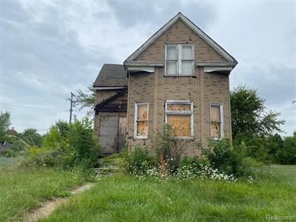 Residential Property for sale in 1973 E GRAND Boulevard, Detroit, MI, 48211