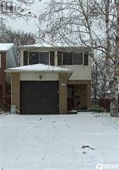 Single Family for rent in 19 BALTIMORE Road, Barrie, Ontario, L4M5M6