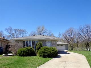Single Family for sale in 4630 West Spencer Lane, Alsip, IL, 60803