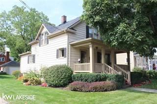 Single Family for sale in 142 S Rawles, Romeo, MI, 48065