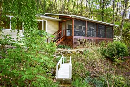 Residential Property for sale in 12 Bear Cove Ln, Bryson City, NC, 28713