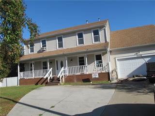 Single Family for sale in 4456 Clevhamm Common Drive, Virginia Beach, VA, 23456