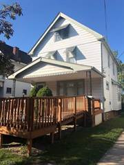 Single Family for sale in 3802 Behrwald Ave, Cleveland, OH, 44109