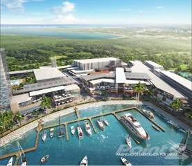 Residential Property for sale in 77500, Cancun, Puerto Cancun, Shark Tower, Cancun, Quintana Roo