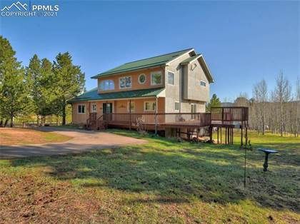Residential Property for sale in 1247 Mountain Meadows Drive, Woodland Park, CO, 80863