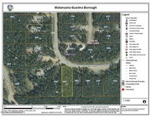 Land for sale in 6238 E Hart Lake Loop, Wasilla, AK, 99654