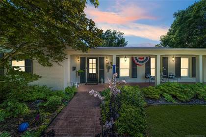 Residential Property for sale in 4233 S Pittsburg Avenue, Tulsa, OK, 74135
