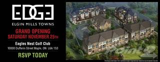 Residential Property for sale in Elgin Mills Rd E & Redstone Rd, Richmond Hill, Ontario, L4S 2V7