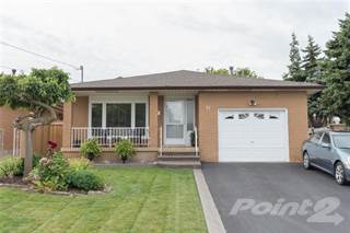 Residential Property for sale in 71 MORGAN Road, Hamilton, Ontario, L9C 2W3