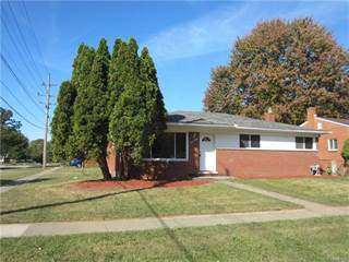Single Family for sale in 19917 BRENTWOOD Street, Livonia, MI, 48152