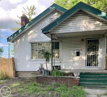 Residential Property for sale in 19708 Yacama, Detroit, MI, 48203