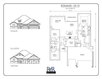 Residential Property for sale in 15212 Clubhouse Drive, Oklahoma City, OK, 73142