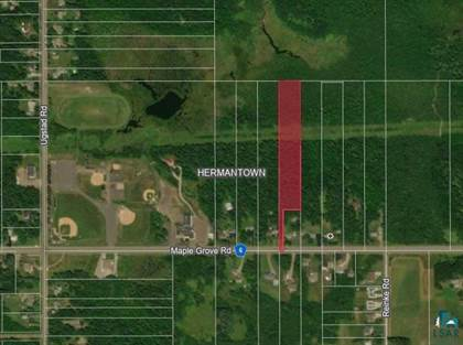Lots And Land for sale in 5229 Maple Grove Rd, Hermantown, MN, 55811