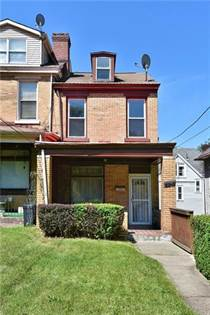 Residential Property for sale in 2247 Federal Street Ext, Pittsburgh, PA, 15214