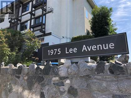 Single Family for sale in 1975 Lee Ave 302, Victoria, British Columbia, V8R4W9