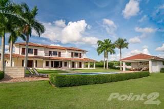 Residential Property for sale in Casa de Campo, Punta Aguila # 52, Private and refined estate on over-sized lot, Dominican Republic, Casa De Campo, La Romana