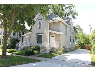 Single Family for rent in 421 Jefferson Street, Lapeer, MI, 48446