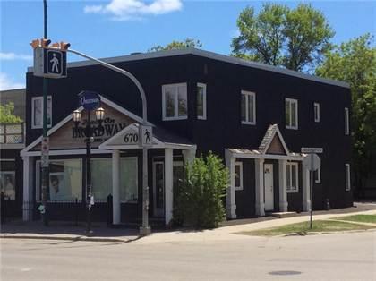 Retail Property for sale in 670 Broadway Avenue, Winnipeg, Manitoba, R3C0X3