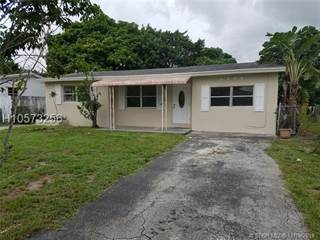 Residential Property for sale in 6808 SW 22nd St, Miramar, FL, 33023