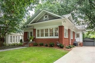 Single Family for sale in 115 Huntington Road NE, Atlanta, GA, 30309