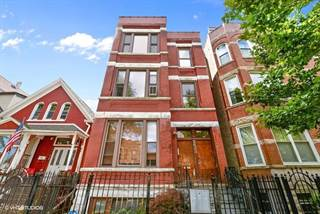 Multi-family Home for sale in 2633 West Potomac Avenue, Chicago, IL, 60622