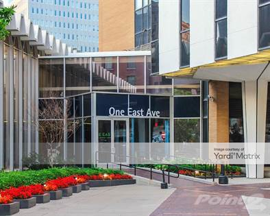 Office Space for rent in 1 East Avenue, Rochester, NY, 14604