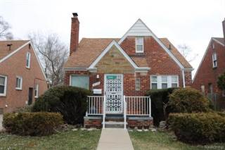 Single Family for sale in 15356 KENTFIELD Street, Detroit, MI, 48223