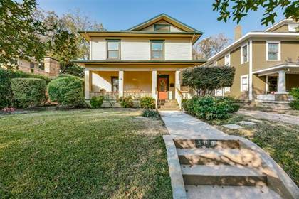 Residential Property for sale in 309 S Edgefield Avenue, Dallas, TX, 75208