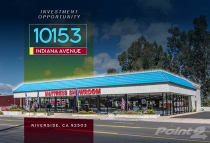 Retail Property for sale in 10153 Indiana Avenue, Riverside, CA, 92503