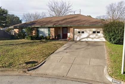Residential Property for sale in 4708 Oak Valley Drive, Arlington, TX, 76016