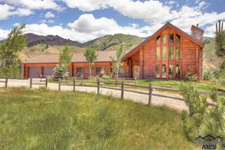 Single Family for sale in 468 N Alpine Circle, Pine, ID, 83647