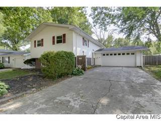Single Family for sale in 209  Cartwright, Springfield, IL, 62704