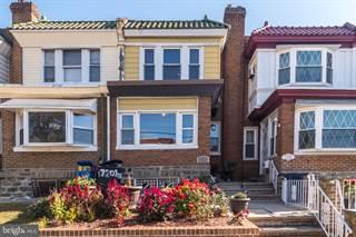 Townhouse for sale in 7207 N 20TH STREET, Philadelphia, PA, 19138