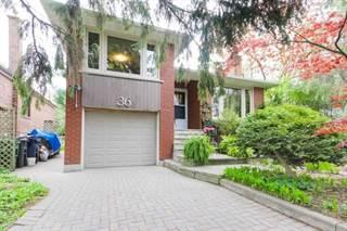 Residential Property for sale in 36 Royalavon Cres, Toronto, Ontario, M9A2E8