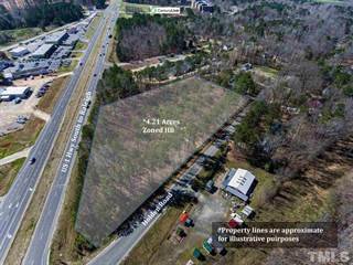Comm/Ind for sale in 0 N US 1 North Highway, Wake Forest, NC, 27587