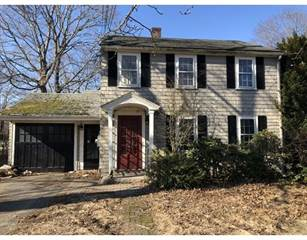 Single Family for sale in 78 NORTH STREET, Newton, MA, 02460